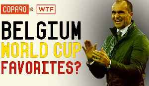 News video: Are Belgium the Team to Beat at World Cup 2018? | Walk Talk Football with Roberto Martinez