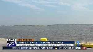 News video: On the Go! Cruise Maryland! Intro