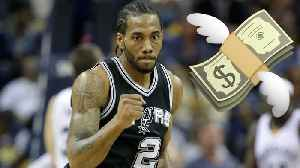 News video: Spurs REVEAL Asking PRICE for Kawhi Leonard Trade