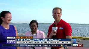 News video: On the Go! Cruise Maryland!