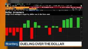 News video: Three Hedge Fund Managers Duel With Wall Street Over the Dollar