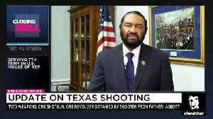 News video: Rep. Al Green: House Speaker Ryan Needs to 'Get Out of the Way' of Gun Reform