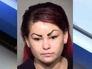 News video: PD: Woman stabs man in chest, kills him in PHX - ABC15 Crime