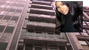 News video: Former Playboy Model Apparently Jumps to Death with Son from NYC Hotel