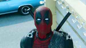 News video: 'Deadpool 2' Projected To Break More R-Rated Movie Records