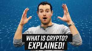 News video: Cryptocurrency - Simply Explained