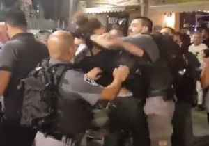 News video: Israeli Security Forces Arrest Pro-Palestinian Protesters in Haifa