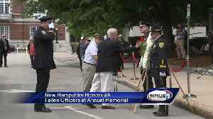 News video: Fallen officers memorialized in annual ceremony