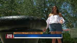 News video: Video shows car driving on Tampa's Riverwalk, city updates safety measures