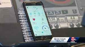 News video: Fitness trackers being considered for hybrid cardiac rehab program