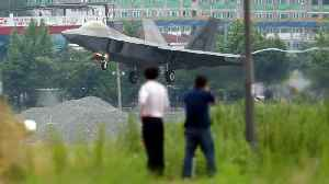 News video: US Bombers Won't Fly Over North Korea