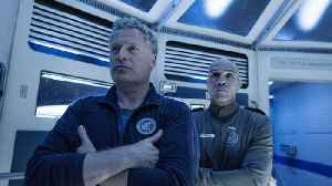 News video: Fans Of 'The Expanse' Push Amazon To Save Cancelled Show