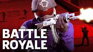 News video: Grand Theft Auto V - Trap Door Battle Royale Mode Gameplay