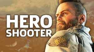 News video: Call Of Duty: Black Ops 4's Hero Based Multiplayer - Gameplay