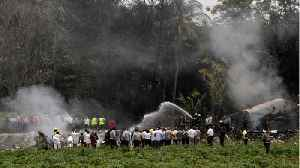 News video: More Than 100 Killed In Passenger Plane Crash In Cuba
