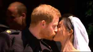 News video: 10 Best Moments From Meghan and Harry's Royal Wedding