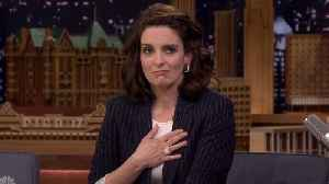 News video: Tina Fey's Top Two Characters!