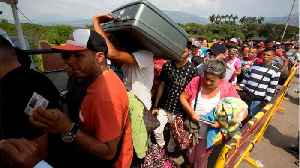 News video: Venezuela Emigrees Fleeing The Country Ahead Of Allegedly Rigged Election