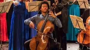 News video: Teenage Cellist Launched To International Fame Following Royal Wedding