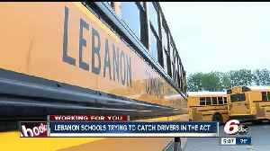 News video: Lebanon schools installing cameras on school bus arms to catch drivers disregarding stop sign