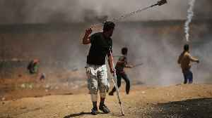 News video: UN Will Investigate Israel's Use Of Deadly Force In Gaza Protests
