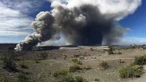 News video: Kilauea Eruption Sends Ash And Lava Bombs Flying, Forces Evacuations