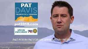 News video: Pat Davis Anti-NRA Ad