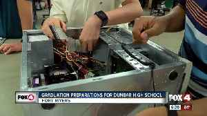 News video: Dunbar technology students graduating with high hopes