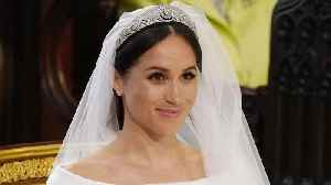 News video: See Meghan Markle's Royal Wedding Dress