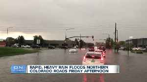 News video: Top stories: Flooding in the Front Range, snow in A-Basin, Texas school shooting