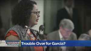 News video: Is Trouble Over For California Assemblywoman Cristina Garcia?