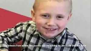 News video: Search For Joe Clyde Will Involve Hundreds Of Volunteers