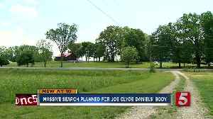 News video: Hundreds Expected To Search For Joe Clyde Daniels