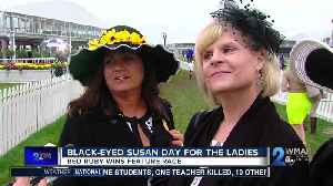 News video: Black Eyed Susan a day for the ladies