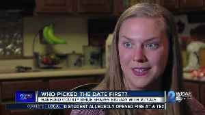 News video: Harford County bride shares wedding day with The Royals