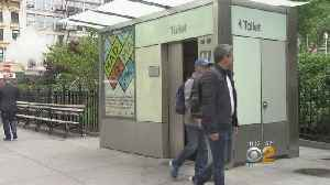 News video: What's The Hold-Up Installing Public Restrooms?