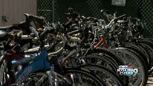 News video: About 1,000 bikes stolen or missing each year in Tucson, according to Tucson Police