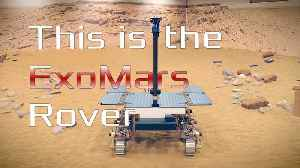 News video: Is There Life On Mars? This Rover Wants To Find Out