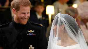 News video: Top moments from the royal wedding