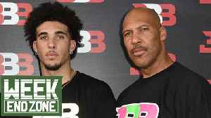 News video: Will The Lakers Draft LIangelo Ball This Summer?! | Weekend Zone