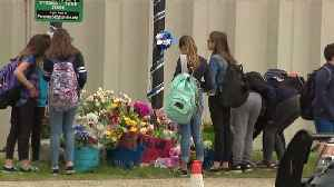 News video: New Jersey Middle School Mourns Deaths of Teacher, Classmate Day After Bus Crash