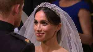 News video: Royal Wedding: Prince Harry and Meghan Markle Marry in Windsor