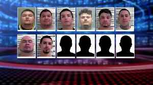 News video: Utah Music Group `GlenMob` a Front for Narcotics Distribution, Police Say