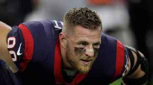 News video: J.J. Watt To Pay For Funerals Of Sante Fe High School Victims