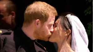 News video: Prince Harry And Meghan Markle Breaks Some Traditions During Their Wedding