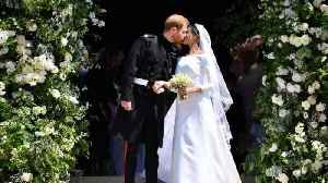 News video: Royal Wedding Broke With Tradition