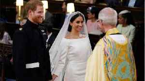 News video: U.S Actress Meghan Marries Prince Harry