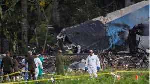 News video: Over 100 Killed In Cuban Plane Crash