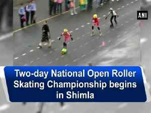 News video: Two-day National Open Roller Skating Championship begins in Shimla