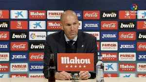 News video: Real Madrid players ready for Champions League final, says Zidane